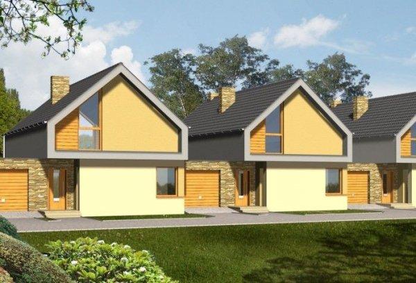 Projekt domu ULTRA 2