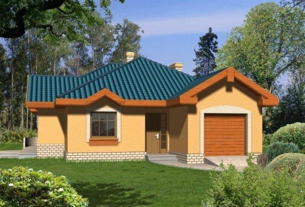 Projekt domu LAZUR