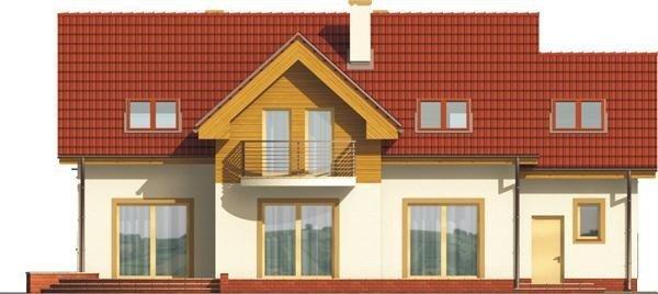 Projekt domu Malta B