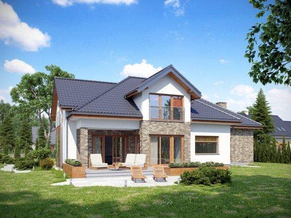 Projekt domu TK35