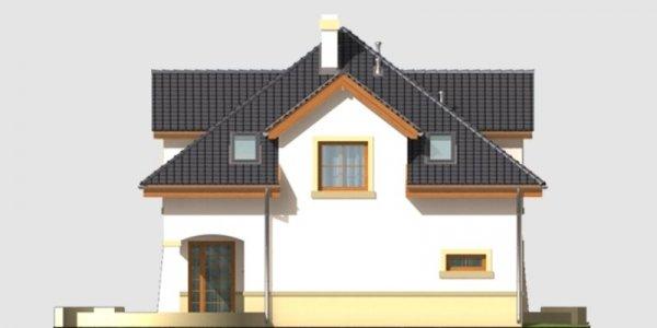 Projekt domu Cordoba
