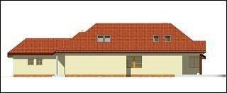 Projekt domu Jamnik II pow.netto 177,68 m2