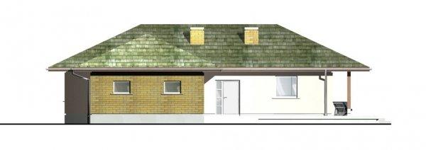 Projekt domu parterowego DG25