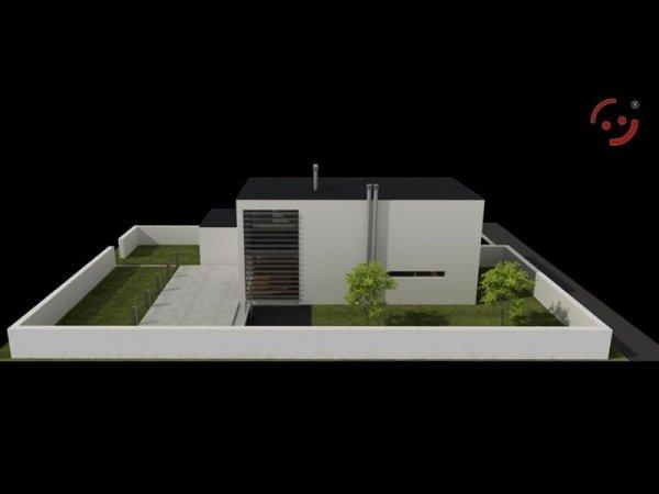Projekt domu nowoczesnego GH7020
