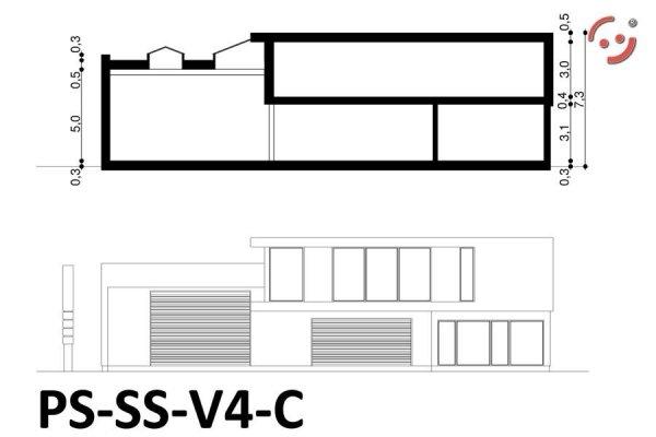 Projekt warsztatu samochodowego PS-SS-V4