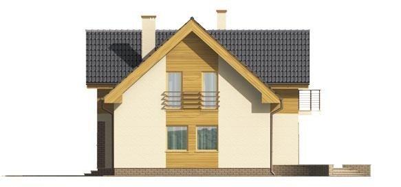 Projekt domu Malta A
