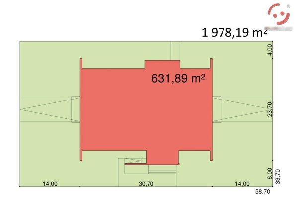 Projekt biurowca PS-BR-560-30GR