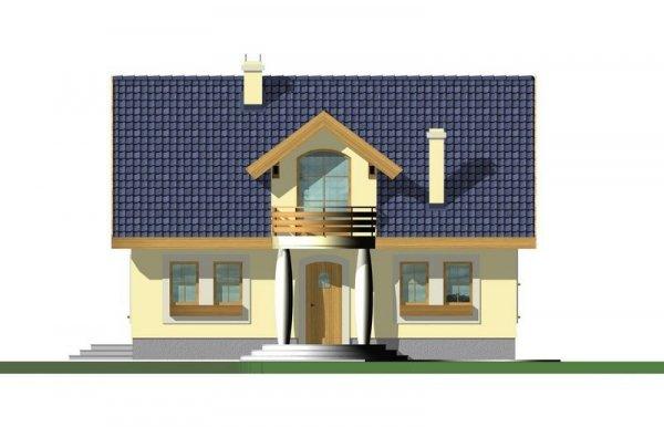 Projekt domu Agatka