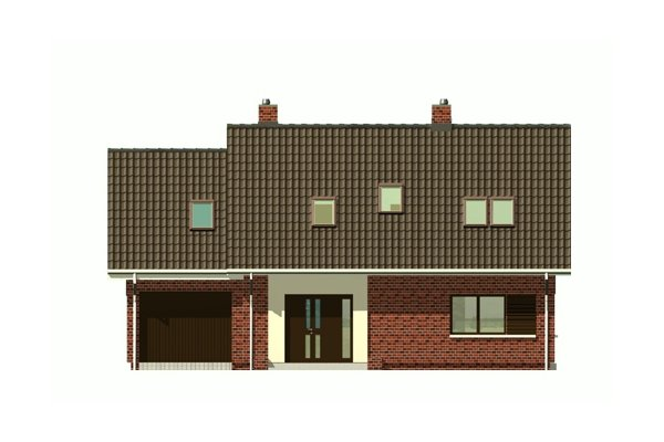 Projekt domu TK10GL1