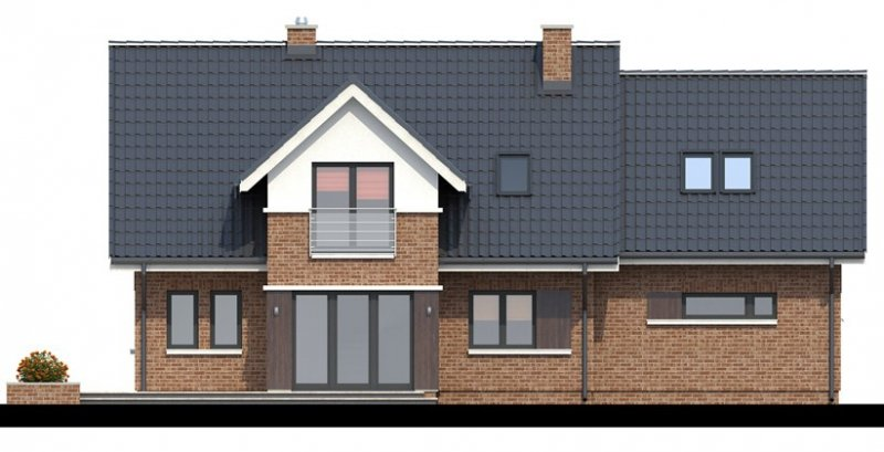 Projekt domu TK10GL2