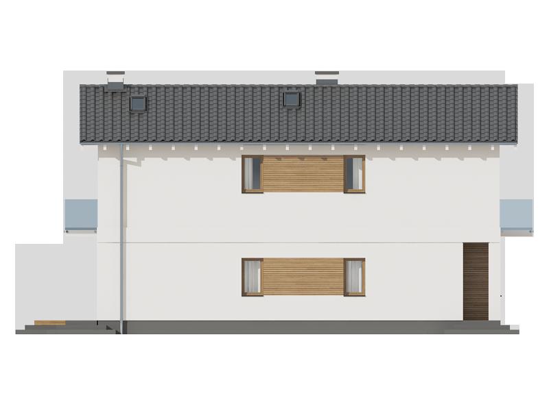 Projekt domu Hawana A