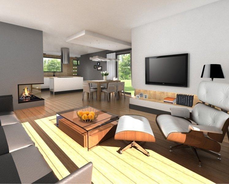 Projekt domu Caracas A