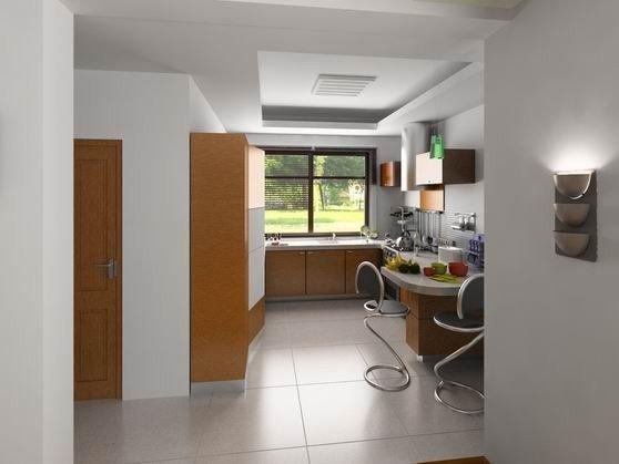 Projekt domu Topaz III pow.netto 242,98 m2
