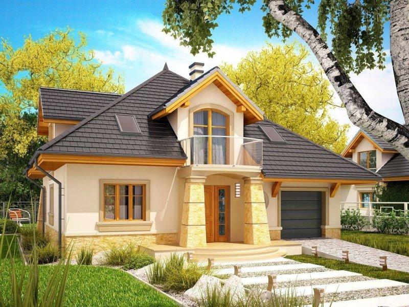Projekt domu ROSA