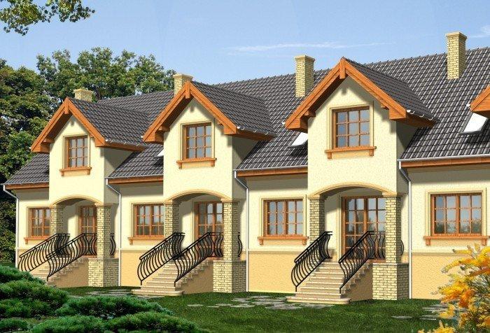 Projekt domu FRAZA