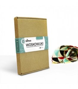 BeePack Woskowijki DOUBLE PACK Woskowana tkanina do zawijania 2