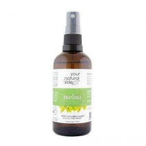 YOUR NATURAL SIDE Hydrolat Woda kwiatowa Melisa 100ml spray