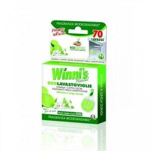 Winni's Odświeżacz do zmywarek cytrusowy 70 cykli zmywania