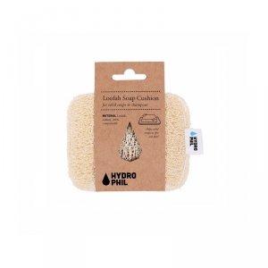 Hydrophil Mydelniczka, poduszka na mydło Luffa, w 100% bez plastiku