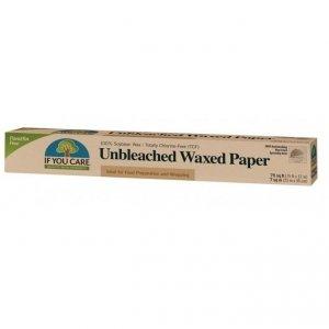 If You Care Papier śniadaniowy z woskiem sojowym 23m x 30cm