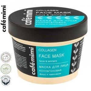 Café mimi Maska do twarzy Kolagenowa, 110 ml