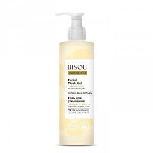 Odświeżający żel do mycia twarzy do skóry tłustej i mieszanej,150ml BISOU