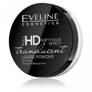 Eveline Full HD Puder sypki Soft Focus Effect Translucent  6g