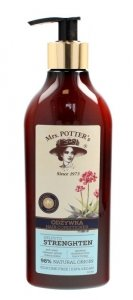 Mrs Potters Triple Root Odżywka do włosów cienkich Strenghten  390ml