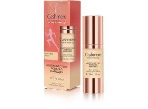 Dax Cosmetics Cashmere Multifunkcyjny Podkład matujący Natural Beige  30ml