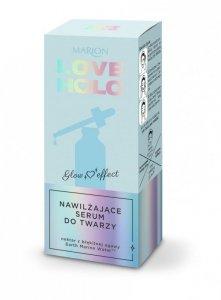 Marion Love Holo Serum do twarzy nawilżające Glow Effect  20ml
