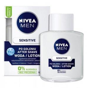 NIVEA MEN Woda po goleniu SENSITIVE