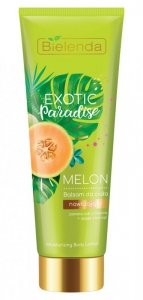 Bielenda Exotic Paradise Balsam do ciała nawilżający Melon  250ml