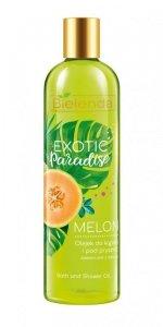 Bielenda Exotic Paradise Olejek do kąpieli i pod prysznic Melon  400ml