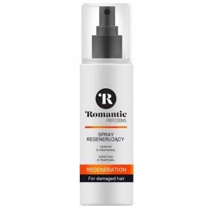 Romantic Professional Spray do włosów regenerujący  180ml