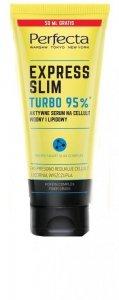 Perfecta Express Slim Turbo 95% Aktywne Serum na cellulit wodny i lipidowy  250ml