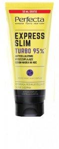 Perfecta Express Slim Turbo 95% Antycellulitowo-wyszczuplające Serum-maska na noc  250ml