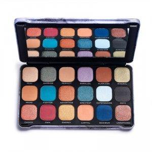 Makeup Revolution Paleta cieni do powiek Forever Flawless Optimum 1 szt