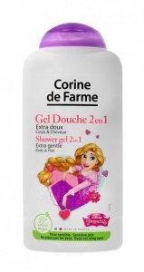Corine de Farme Princess Żel pod prysznic 2w1 dla dzieci - skóra wrażliwa  250ml