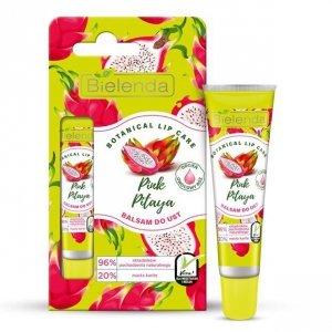 Bielenda Botanical Lip Care Balsam do ust Pink Pitaya - owocowy róż 10g