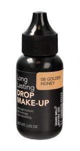 Bell Hypoallergenic Podkład kryjący Long Lasting Drop nr 08 Golden Honey 30g