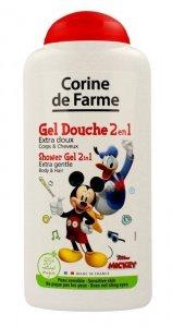 Corine de Farme Mickey Żel pod prysznic 2w1 250ml