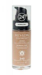 Revlon Colorstay 24H Podkład kryjący nr 240 Medium Beige - cera normalna i sucha 30ml