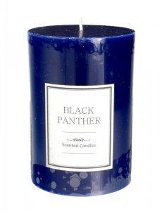 ARTMAN Glass Świeca zapachowa Black Panther - walec średni 1szt