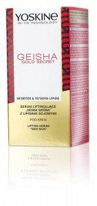 Yoskine Geisha Gold Secret Serum liftingujące Nowa Skóra pod krem  30ml