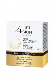 Lift 4 Skin Peptide Ageless Krem silnie wygładzający na noc 50ml