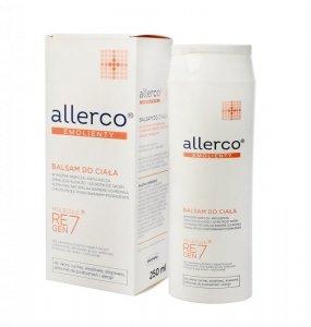 Allerco Emolienty Balsam do ciała dla skóry suchej,wrażliwej i atopowej  250ml