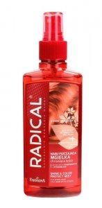Farmona Radical Mgiełka nabłyszczająca chroniąca kolor - włosy farbowane i z pasemkami  200ml