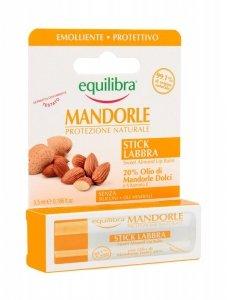 Equilibra Mandorle Balsam do ust w sztyfcie 5.5ml
