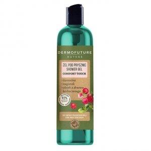 Dermofuture Nature Żel pod prysznic Comfort Touch - do skóry przesuszonej  300ml