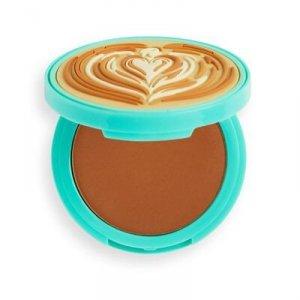 I Heart Revolution Tasty Coffee Bronzer do twarzy Macchiato 1szt